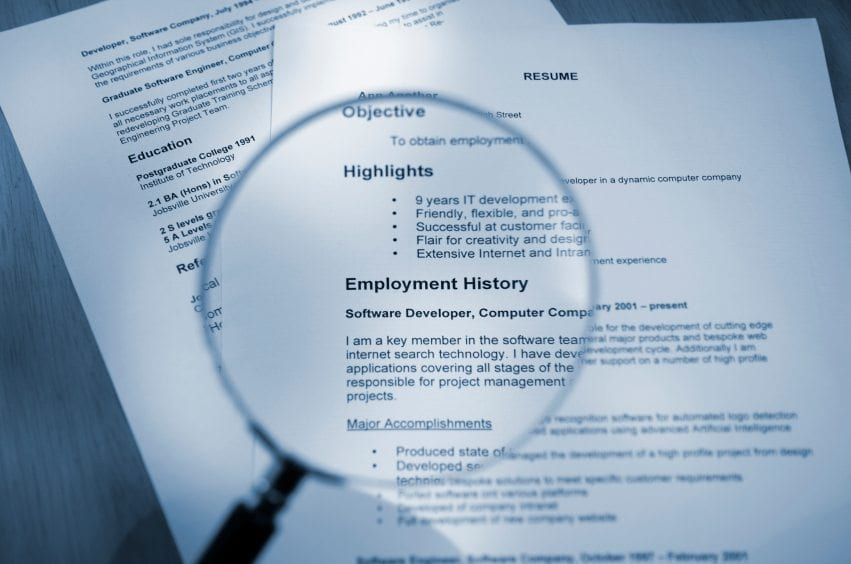 would your resume pass a hiring manager s first scan