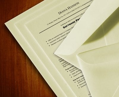 The Weight of Resume Paper: What Should You Print On?
