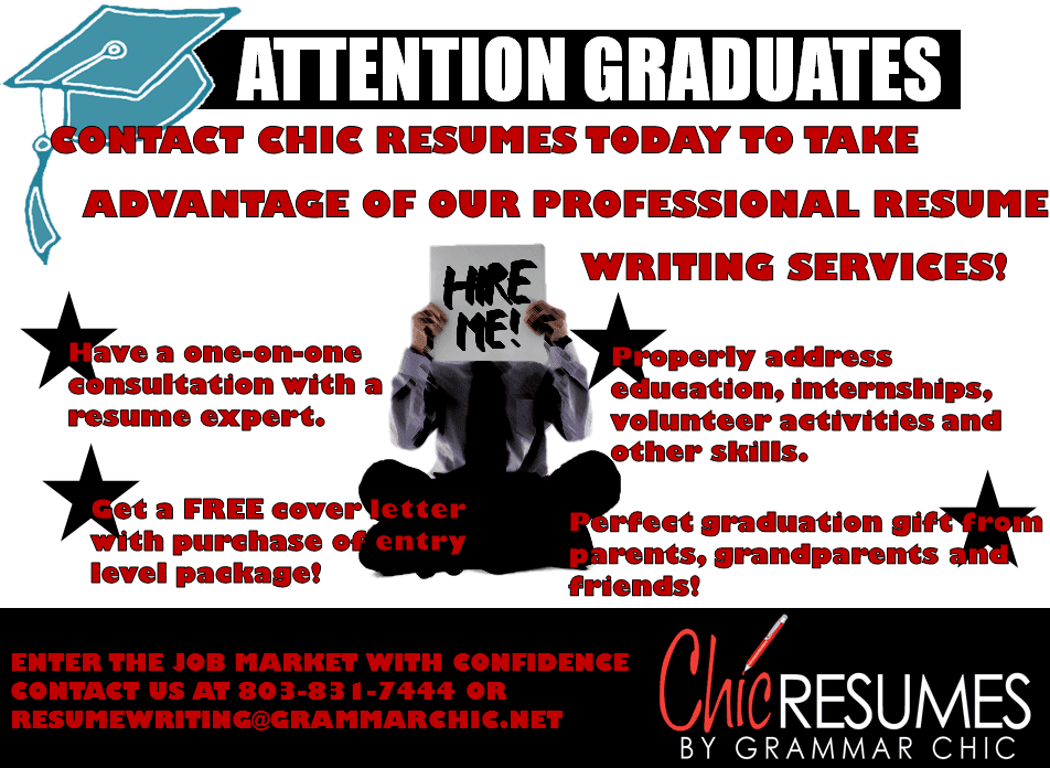 Reasons Why You Should Consider a Resume Writing Package as a Graduation Gift