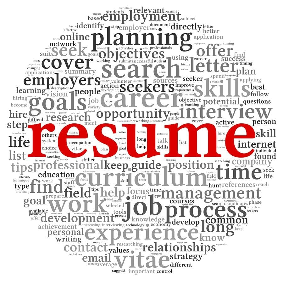 Reflecting Your First Job on Your Resume and Why it\'s Important ...
