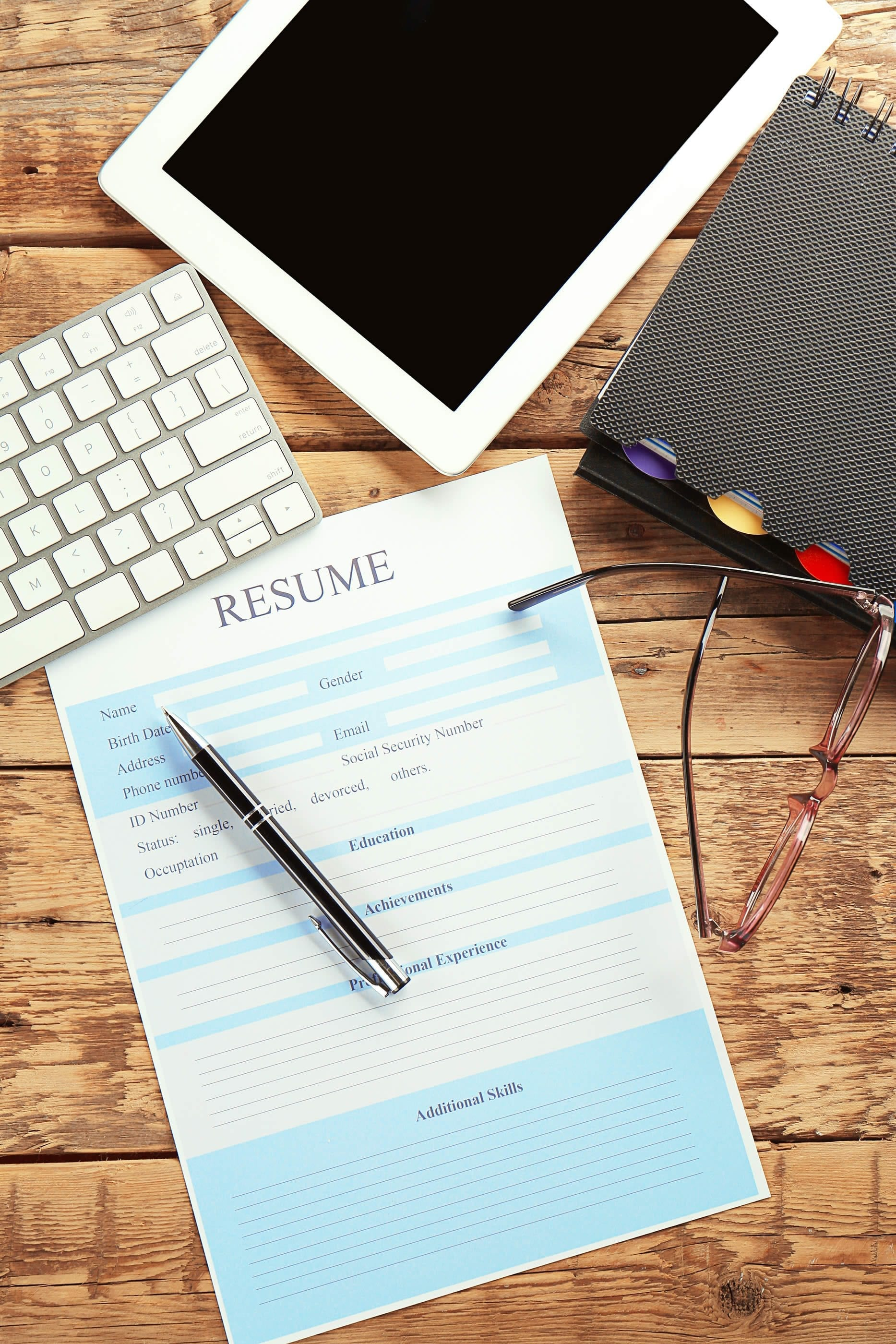 Finding Balance: Who is Your Resume Really About?